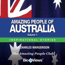 Amazing People of Australia - Volume 1 cover image