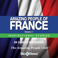 Amazing People of France - Volume 1 cover image