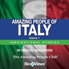 Amazing People of Italy - Volume 1