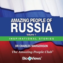 Amazing People of Russia - Volume 1