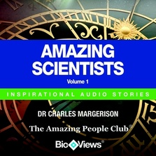 Amazing Scientists - Volume 1 cover image
