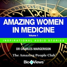 Amazing Women in Medicine - Volume 1 cover image