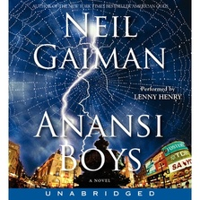 Anansi Boys cover image
