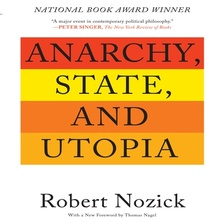 Anarchy, State, and Utopia cover image