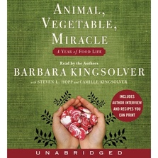 Animal, Vegetable, Miracle cover image