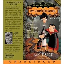 Araminta Spookie cover image