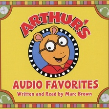 Arthur's Audio Favorites, Volume 1 cover image