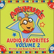 Arthur's Audio Favorites, Volume 2 cover image