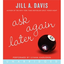 Ask Again Later cover image