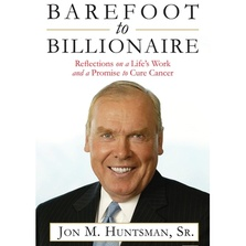 Barefoot to Billionaire cover image