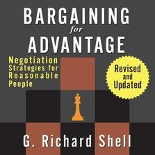Bargaining for Advantage cover image