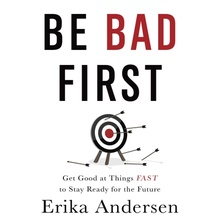 Be Bad First cover image