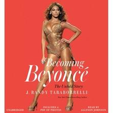 Becoming Beyoncé cover image
