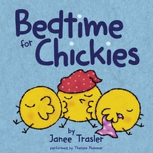 Bedtime for Chickies cover image