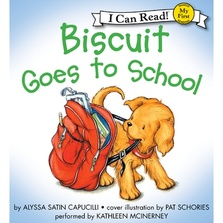 Biscuit Goes to School cover image