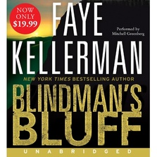 Blindman's Bluff cover image