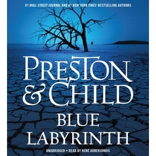 Blue Labyrinth cover image