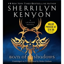 Born of Shadows cover image