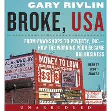 Broke, USA cover image
