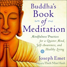 Buddha's Book of Meditation cover image