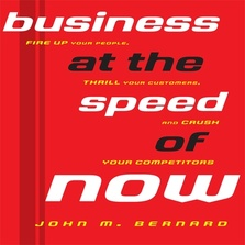 Business At the Speed of Now cover image