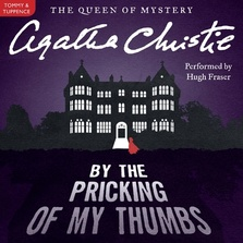 By the Pricking of My Thumbs cover image