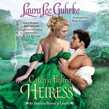 Catch a Falling Heiress cover image