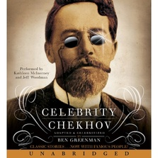 Celebrity Chekhov cover image