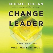 Change Leader cover image