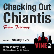 Checking Out Chiantis from Tuscany cover image