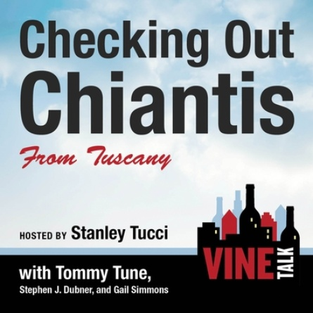 Checking Out Chiantis from Tuscany