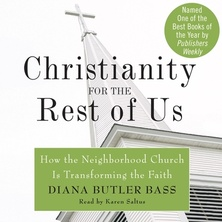 Christianity for the Rest of Us cover image