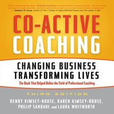 Co-Active Coaching Third Edition cover image