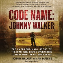 Code Name: Johnny Walker cover image