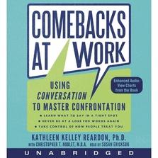 Comebacks at Work cover image