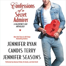 Confessions of a Secret Admirer cover image
