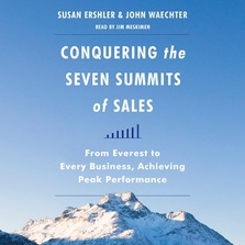 Conquering the Seven Summits of Sales cover image