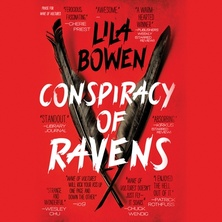 Conspiracy of Ravens cover image