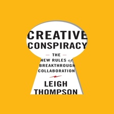 Creative Conspiracy cover image