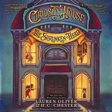 Curiosity House: The Shrunken Head cover image