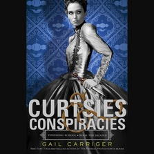 Curtsies & Conspiracies cover image