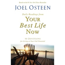 Daily Readings from Your Best Life Now cover image