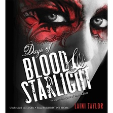 Days of Blood & Starlight cover image