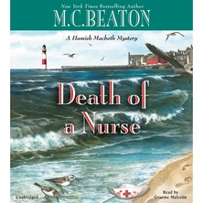 Death of a Nurse cover image
