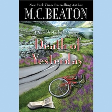 Death of Yesterday cover image