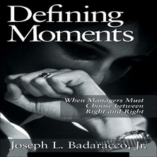 Defining Moments