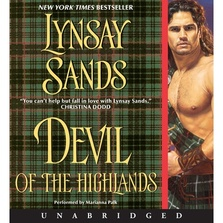 Devil of the Highlands cover image