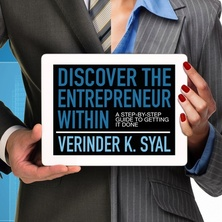 Discover the Entrepreneur Within cover image