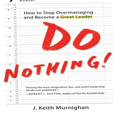 Do Nothing! cover image
