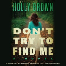Don't Try To Find Me cover image